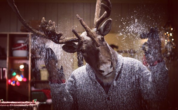DP'd a couple holiday themed WA State Lottery spots last month. Make It Raindeer!