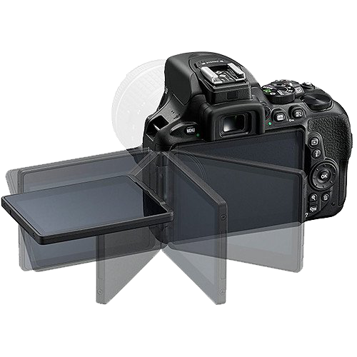 The vari-angle screen is a godsend! Selfies, vlogging, and general odd-angle framing for photography will really benefit.