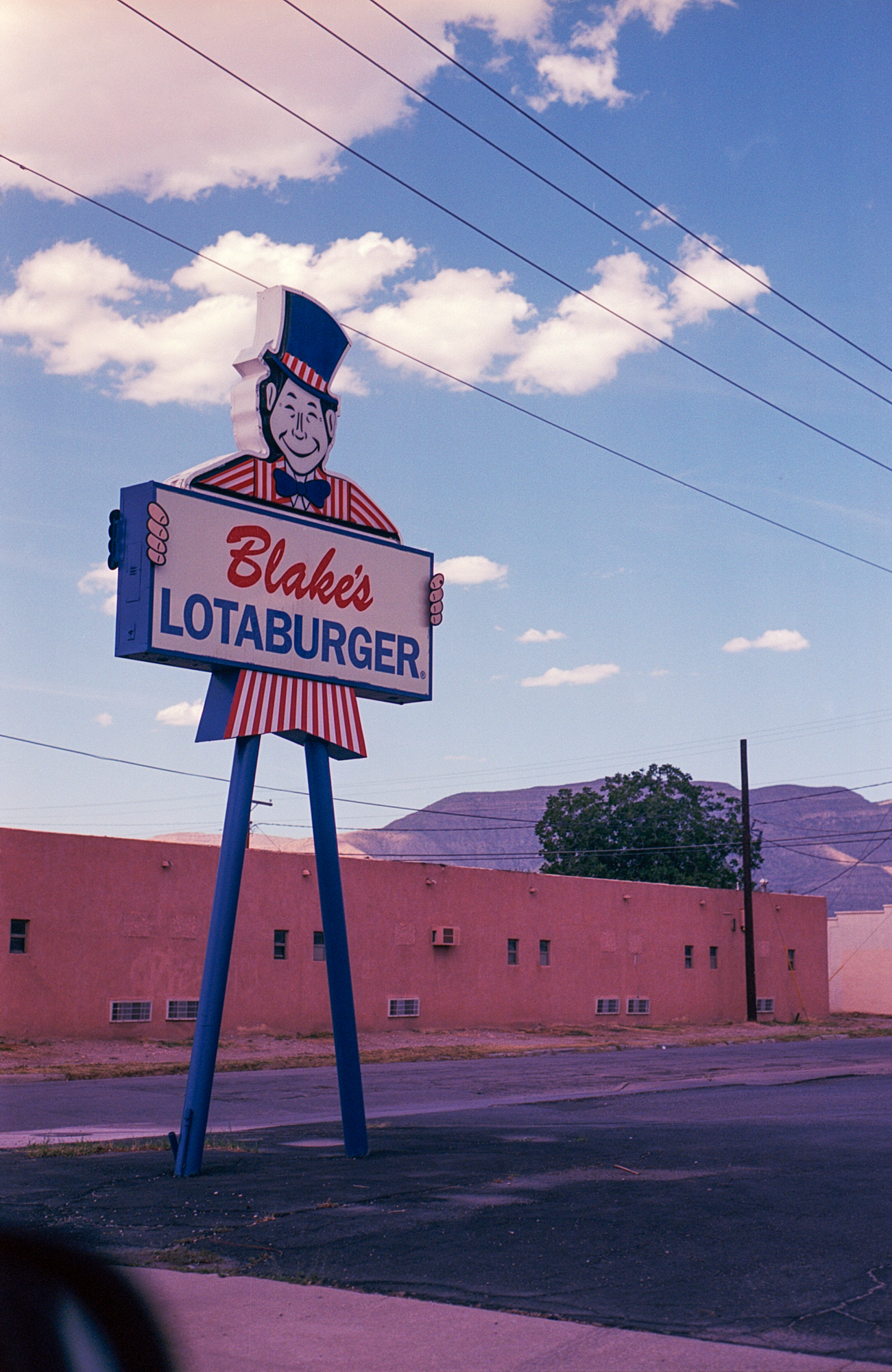 Into the West 2019, 1 color Blake's sign alamogordo (1 of 1).jpg