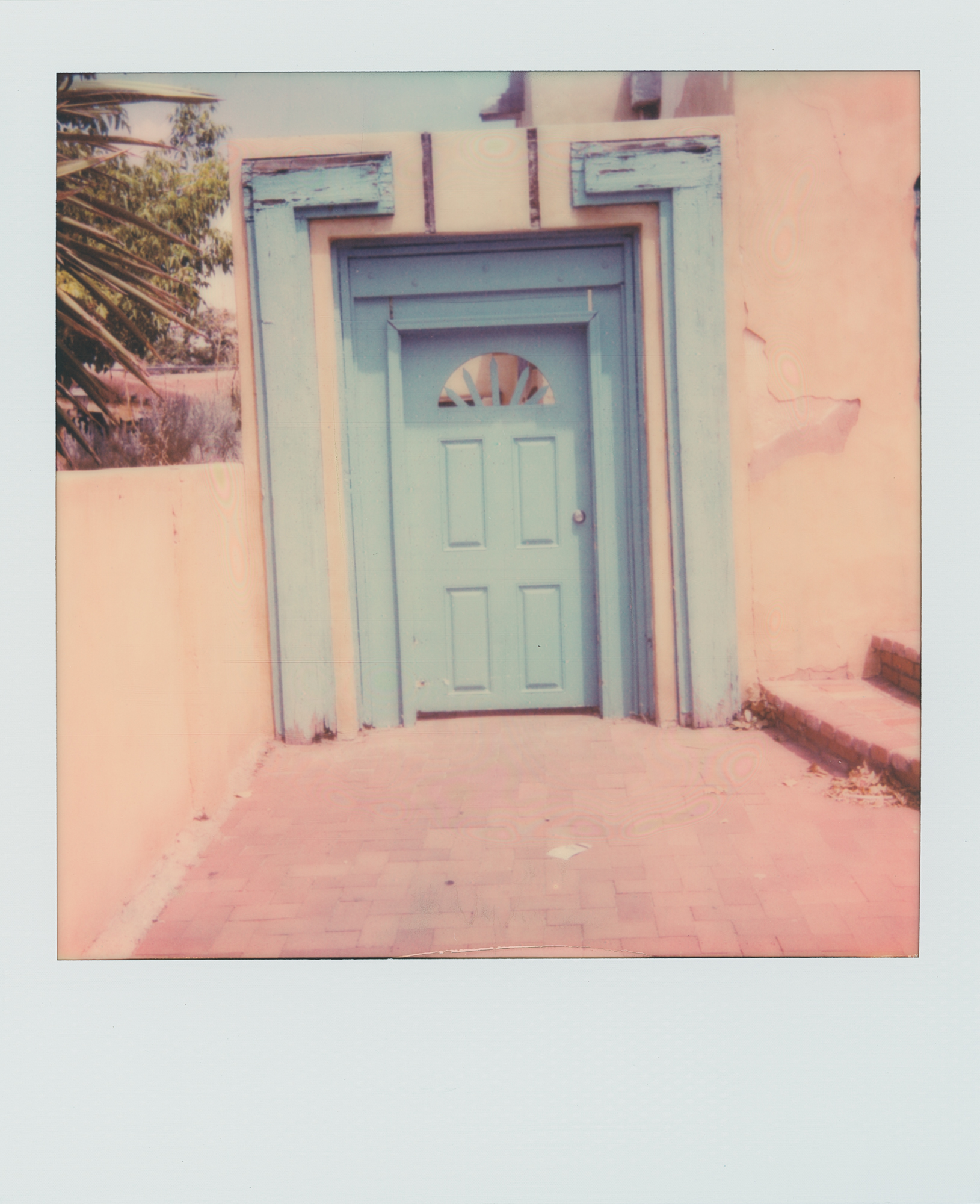 into the west Old Town Albuquerque 2019 Polaroid color (1 of 1).jpg