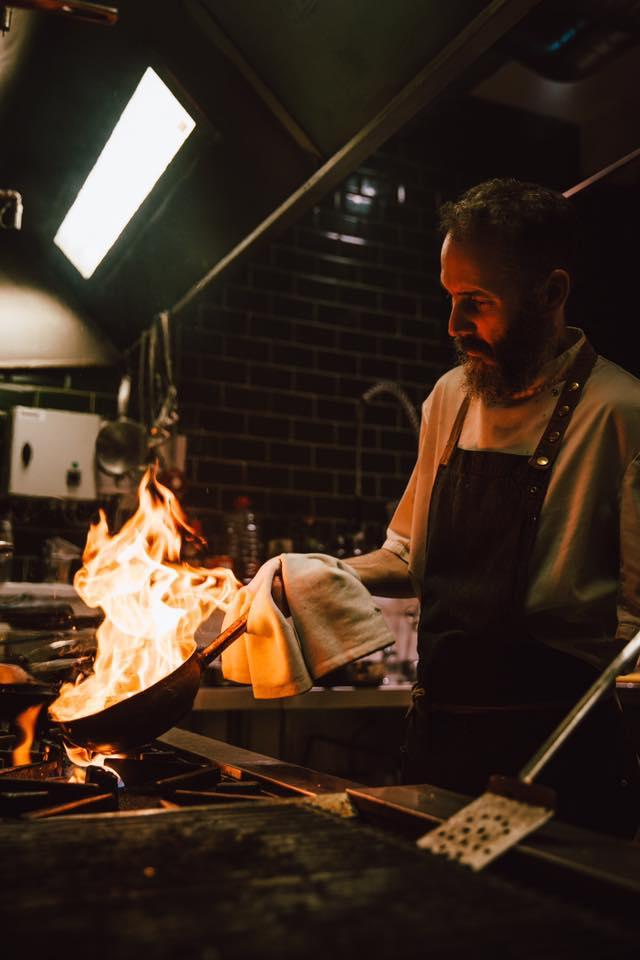 Sams kitchen