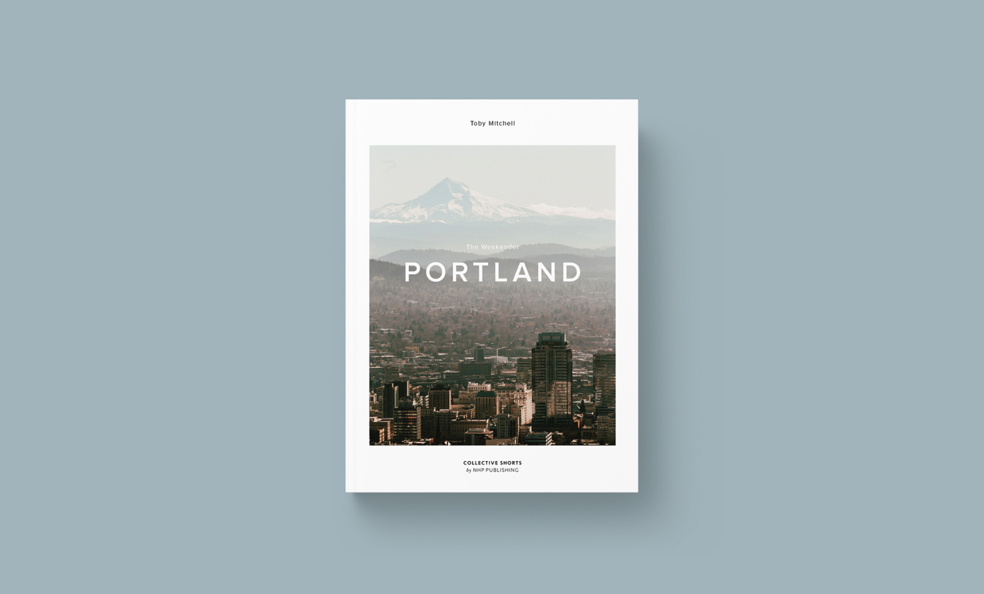 A visual narrative of a weekend spent in the American city of Portland - The second book in a series published by New Heroes & PioneersBUY TODAY