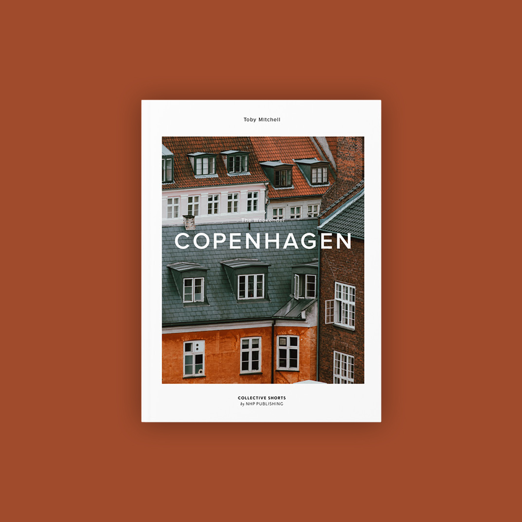 A visual narrative of a weekend spent in the Danish city of Copenhagen - The third book in a series published by New Heroes & PioneersPRE-ORDER