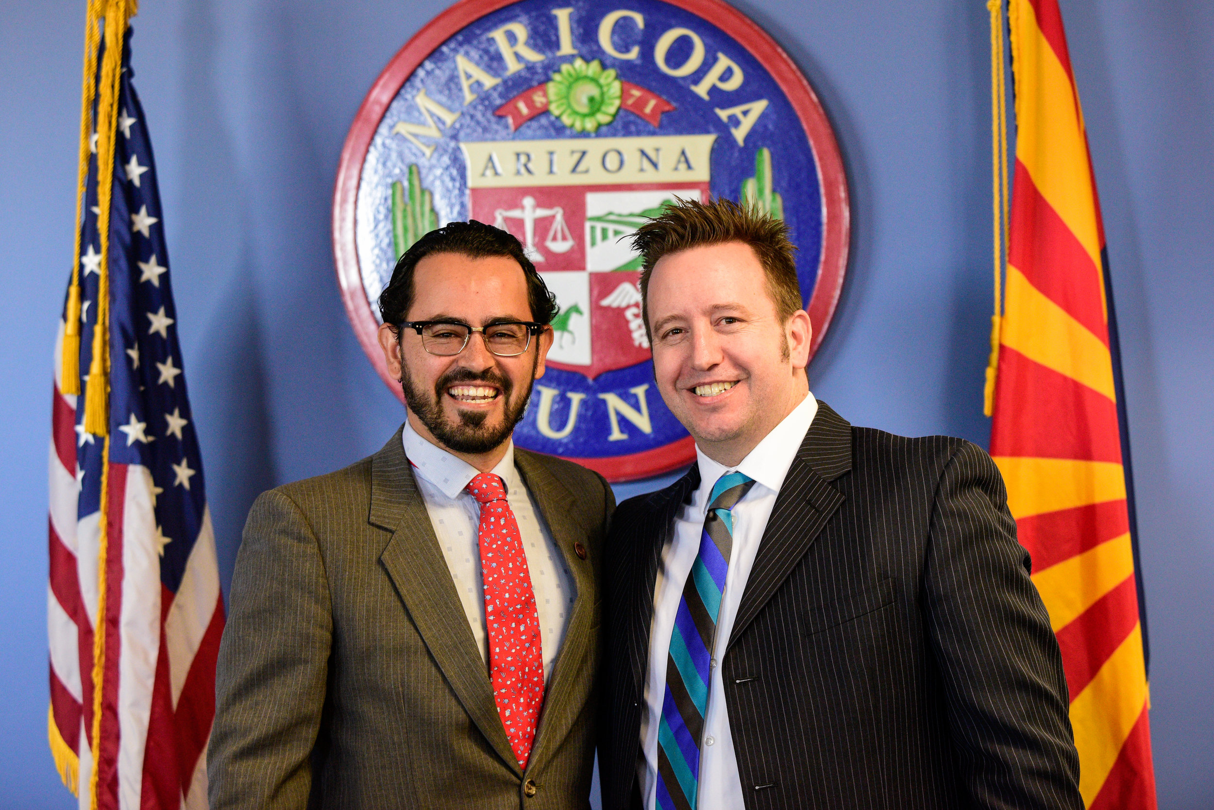 Augustine Bartning, Maricopa County Community College District