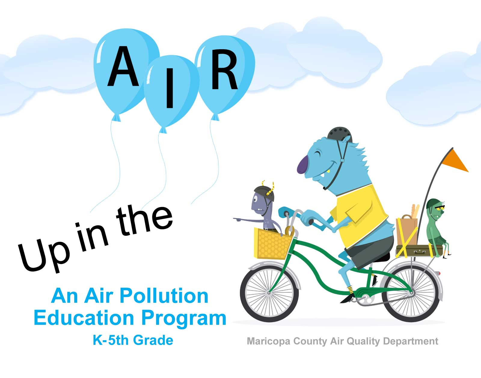 Up in the Air: An Air Pollution Education Curriculum for Grades K-5