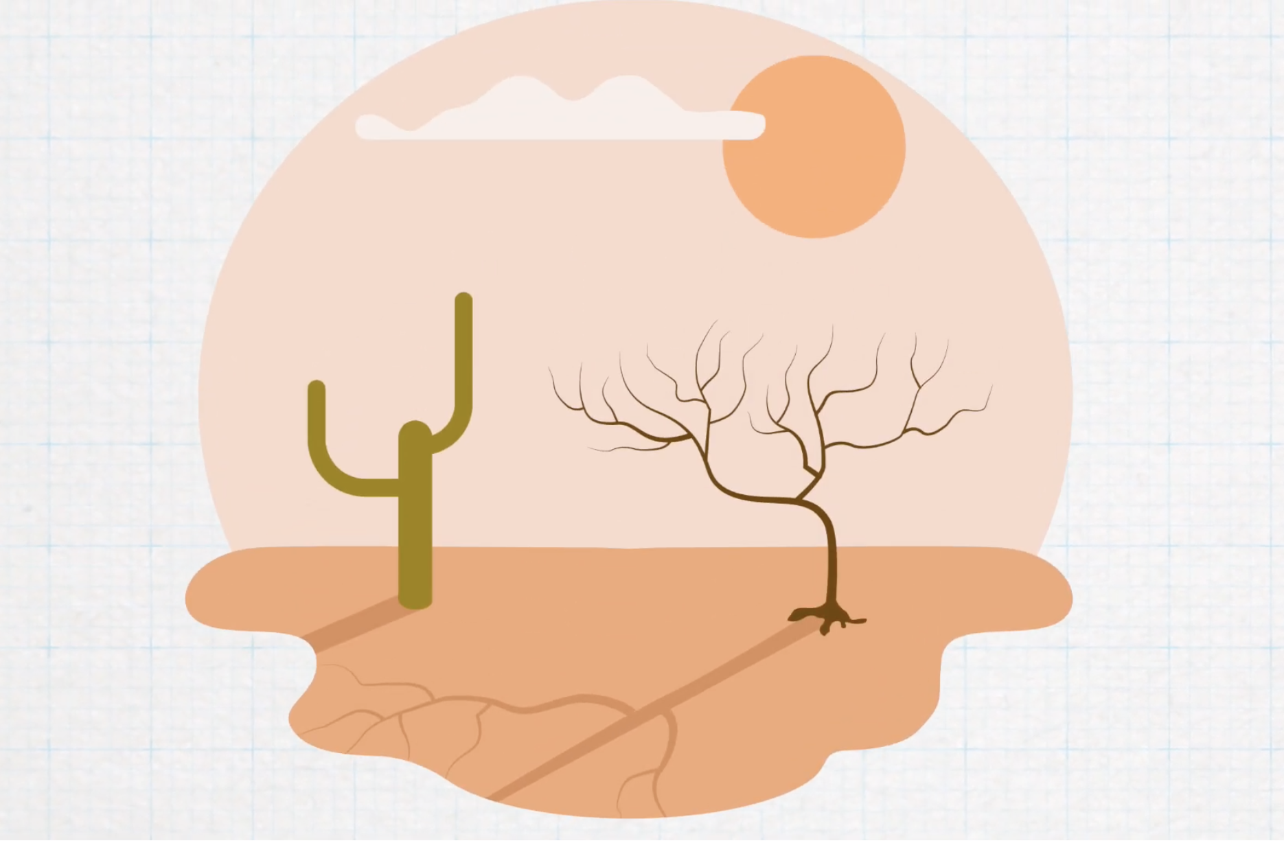 Solve It: Drought and Water Conservation - To design a solution for how your school would operate if they were given 1/3 less water to use during a drought.