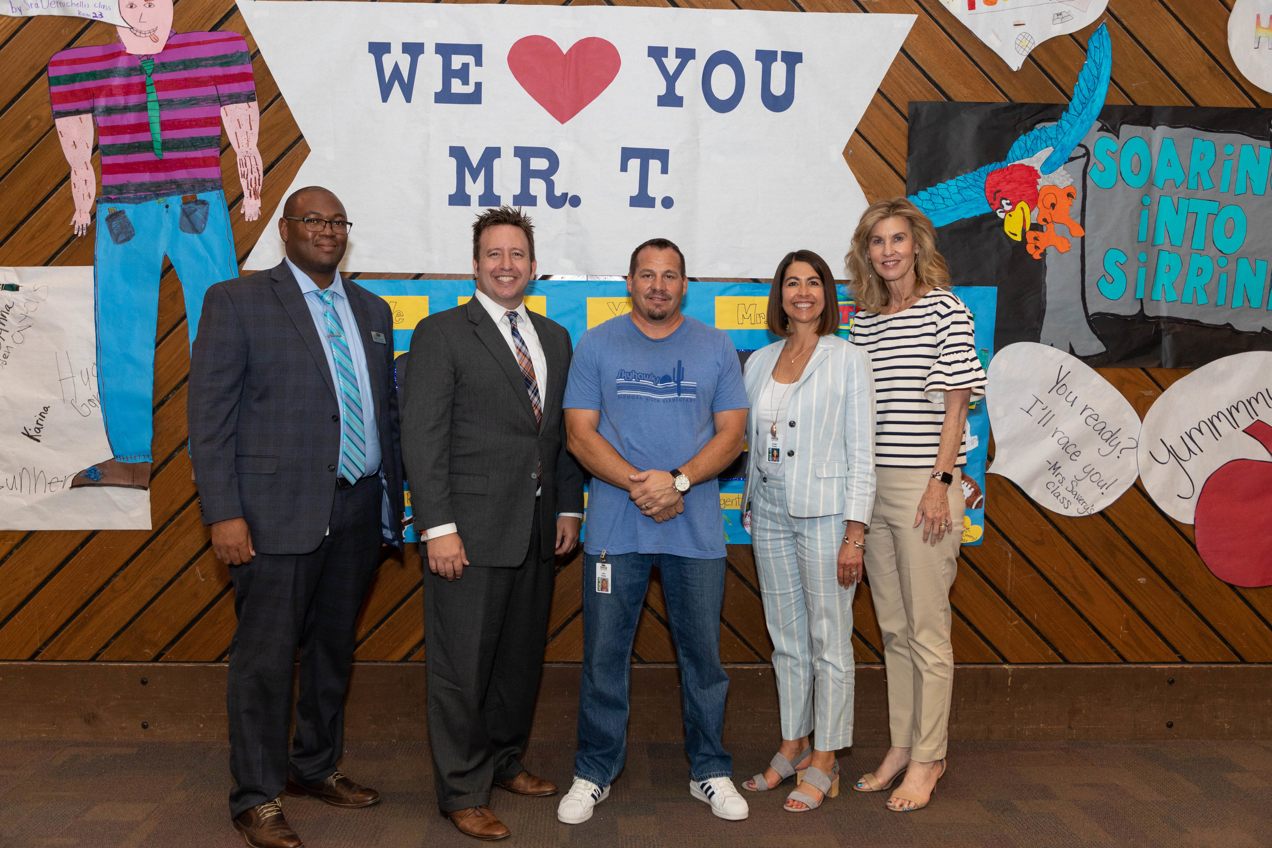 Events with the Superintendent — Office of the Maricopa
