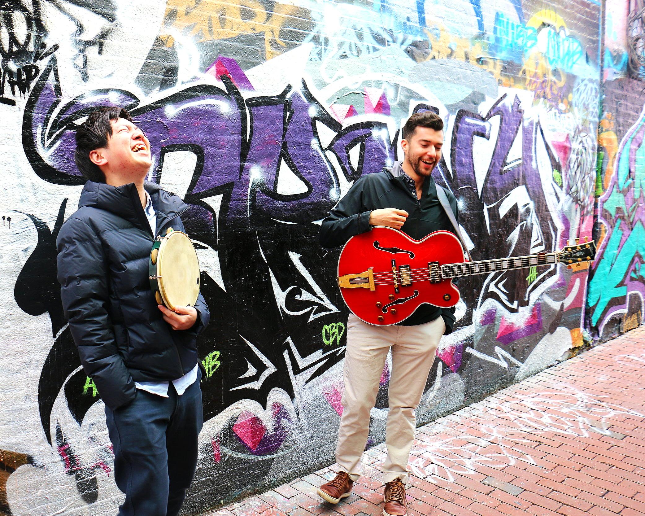 Eduardo Mercuri & Kan Yanabe Duo -