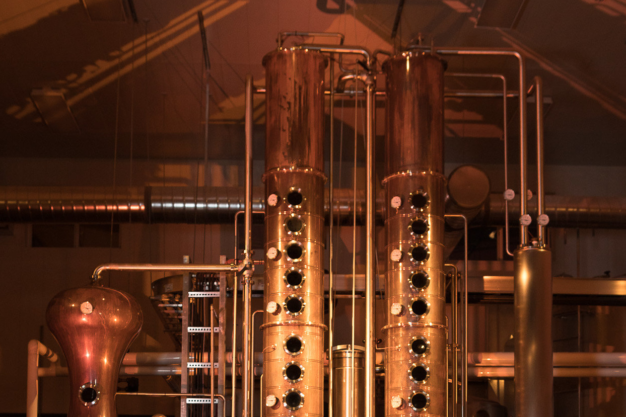 Our Distillery - Our passion shines through every bottle to deliver exceptional quality