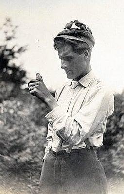 William Finley in 1908