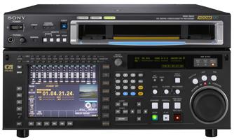 Sony SRW-5800 HDCAM SR Mastering Deck