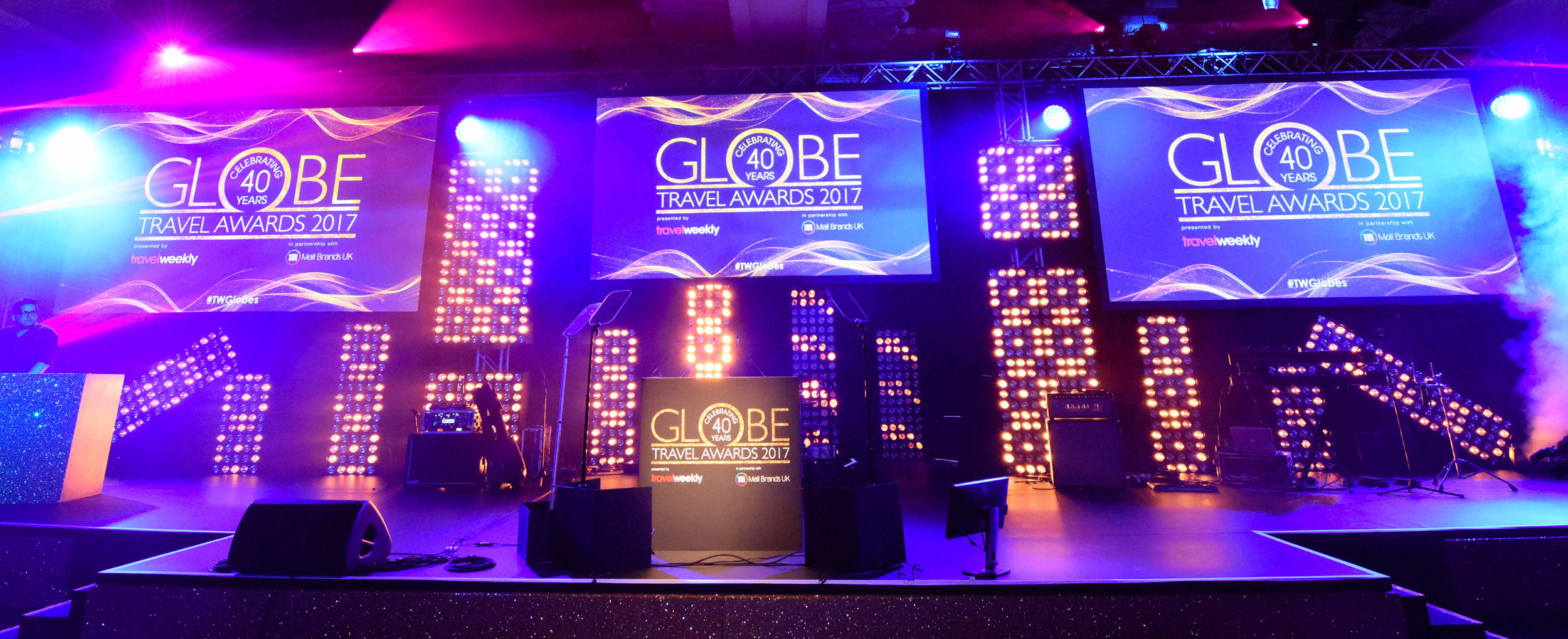 Globe Travel Awards 2017. Copyright   ©  Steve Dunlop Photography.