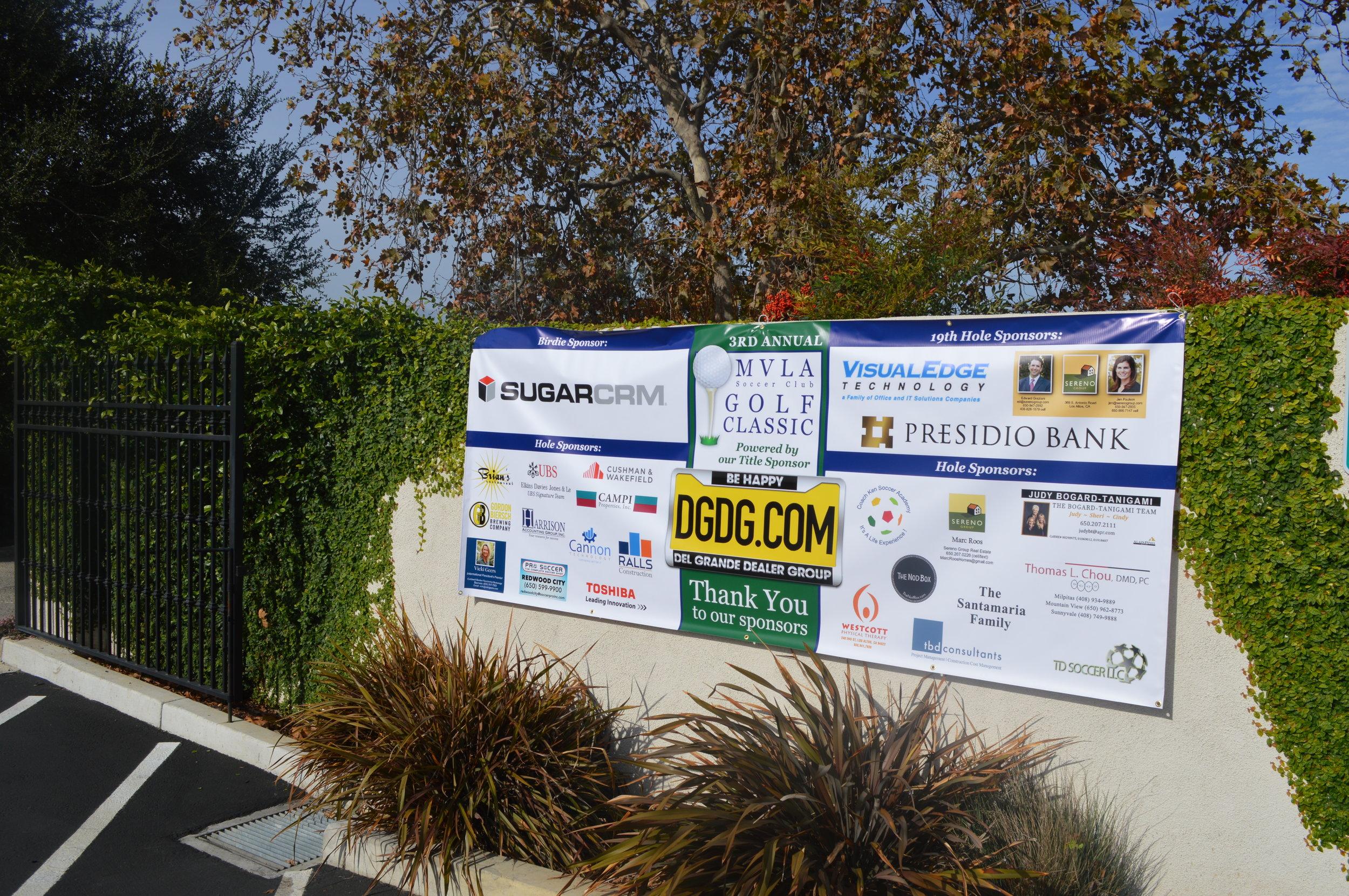 2016 Sponsor Banner