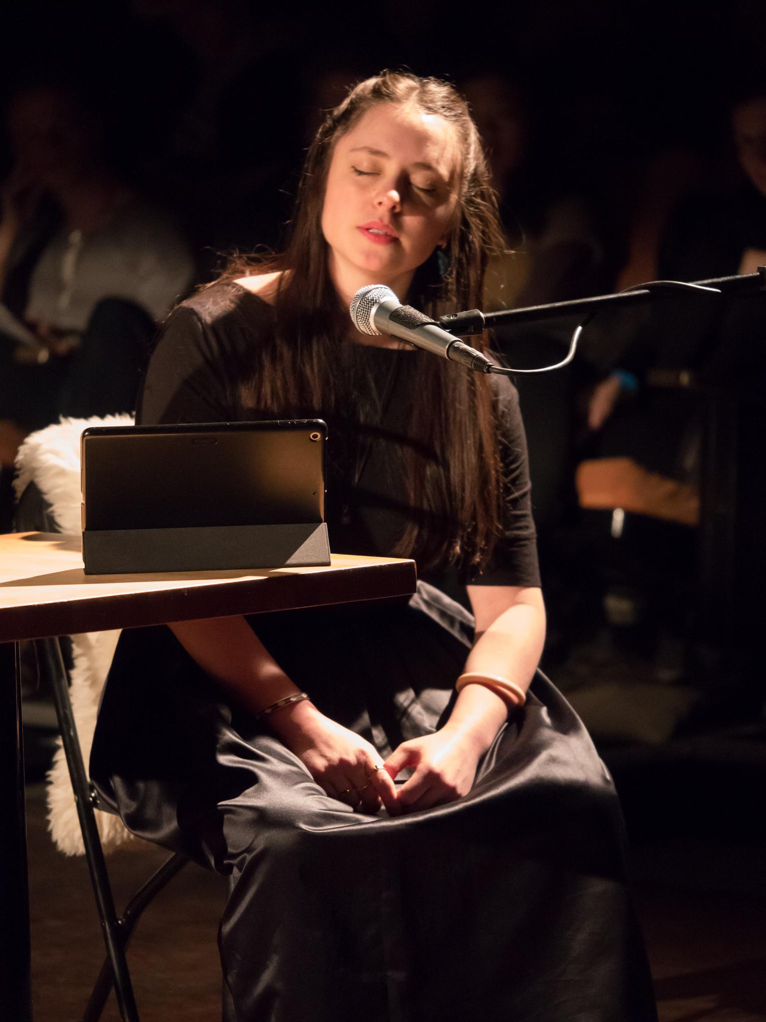 Nina Dante; photo by Marc Perlish