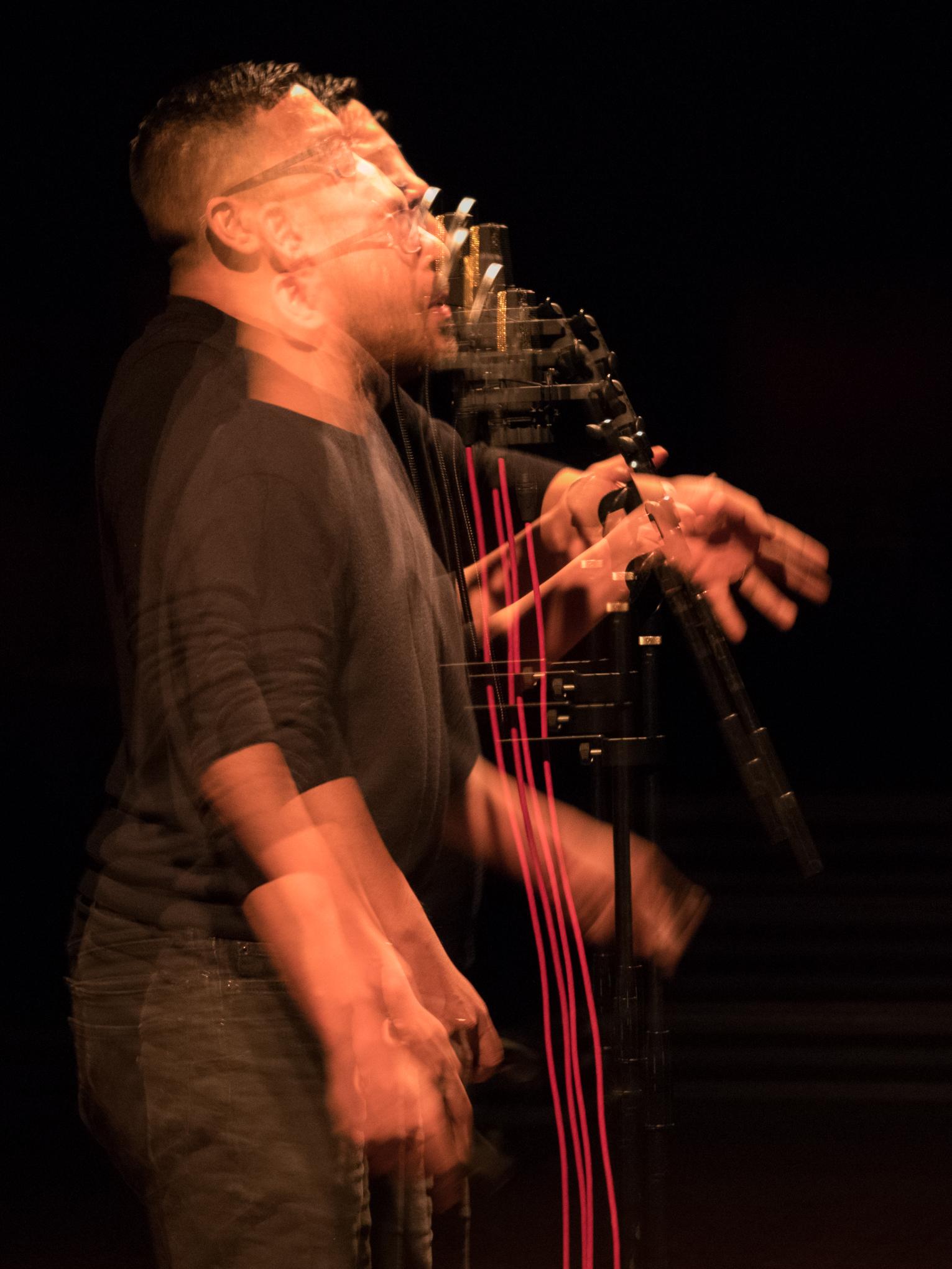 Alejandro T. Acierto; photo by Marc Perlish