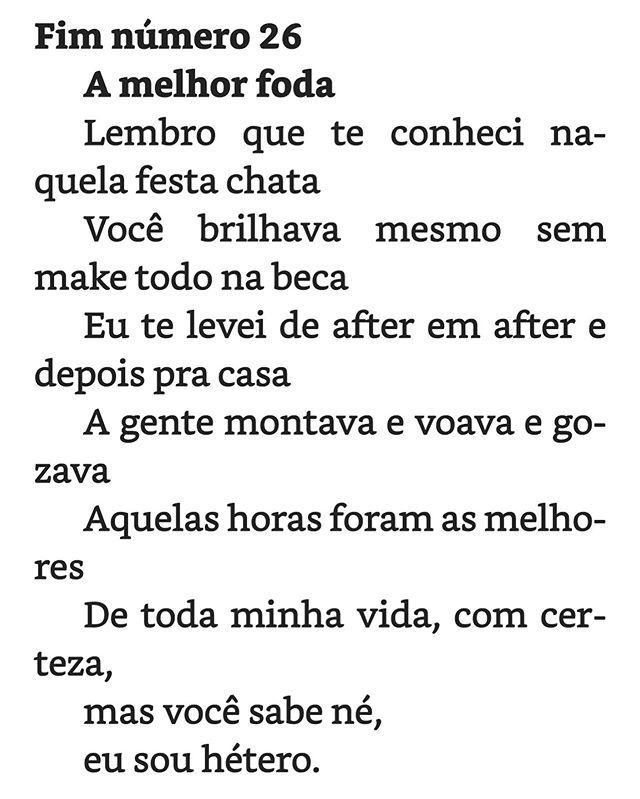 Poema do meu livro FIM -  Textos de Término Quem nunca sofreu um final trágico que atire o primeiro perdão baratinho baratinho no kindle 👇🏼 ....................link na bio................