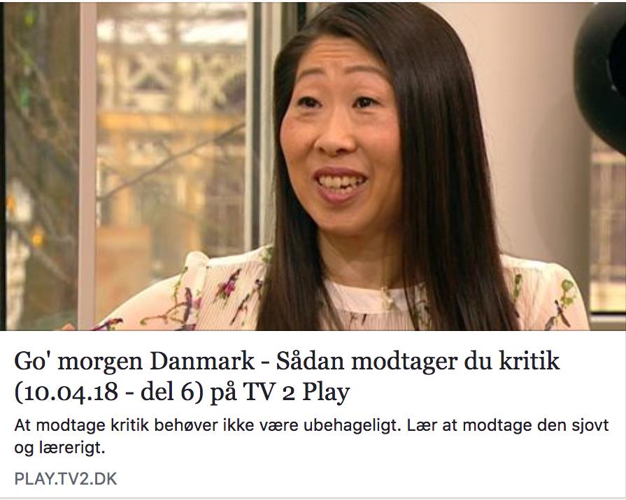 10.04.2018 tv-2 go' morgen danmark