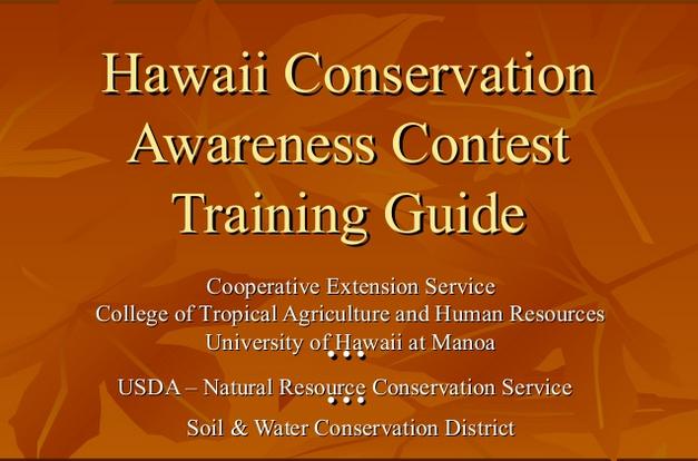 Training Guide Presentation 2006