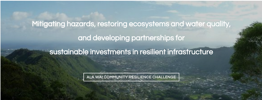 Ala wai watershed management