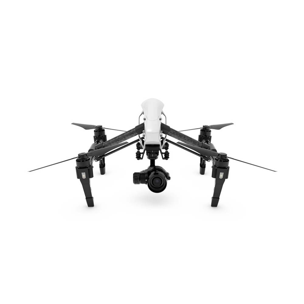 DJI Inspire 1  This is the primary UAV used for all real estate work due to its capabilities for complex camera movements. A 2-person operation configuration with a pilot and camera operator provides freedom to achieve cinematic shots unlike entry level UAV's on the market.