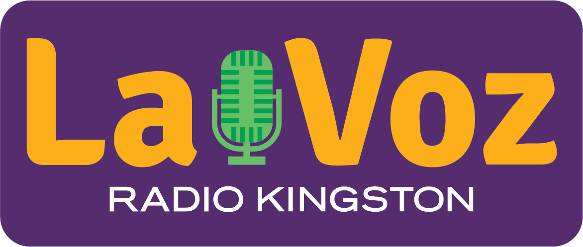 La Voz Radio Kingston Logo.png
