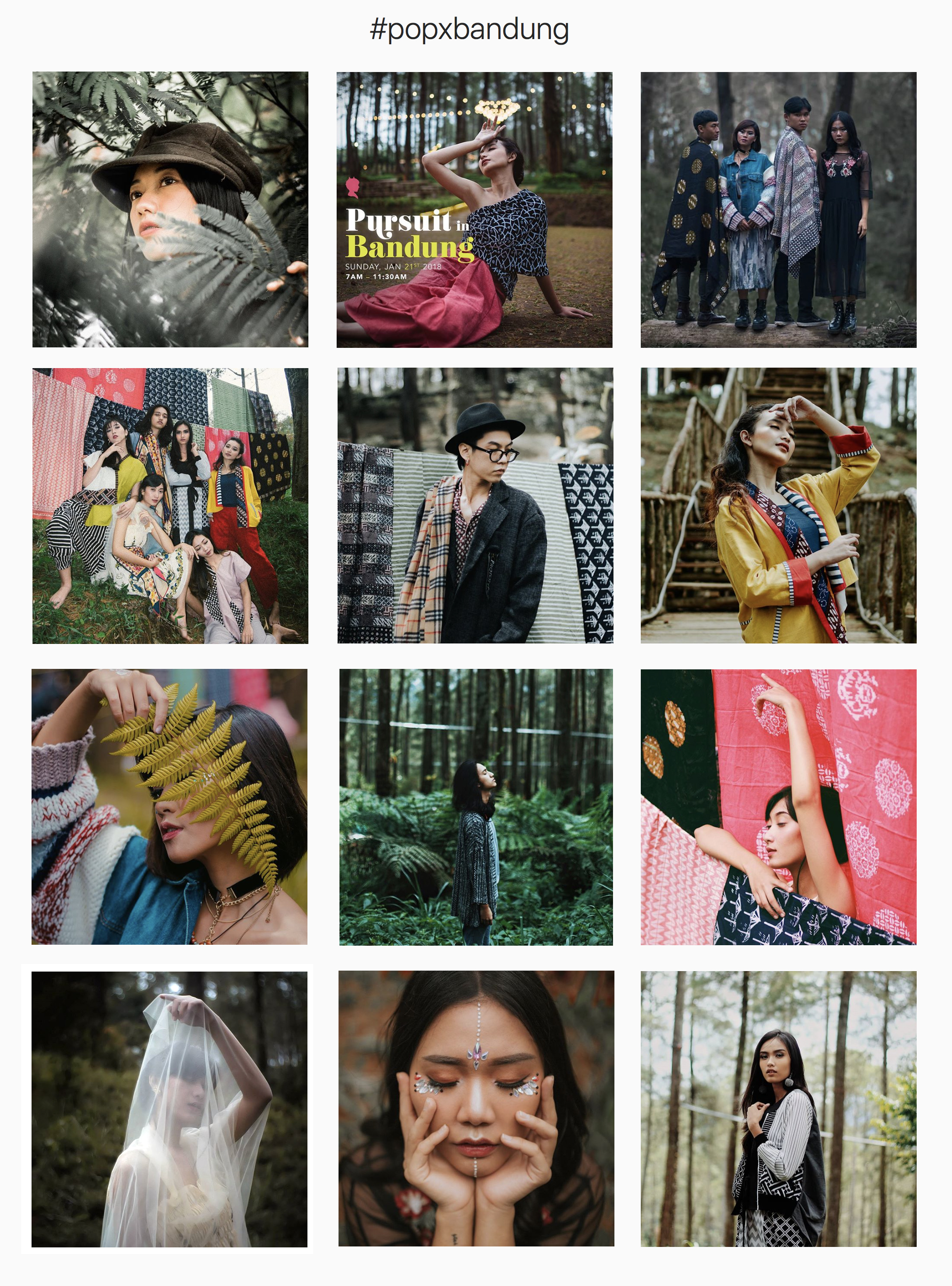 Select photos above via  #PoPxBandung