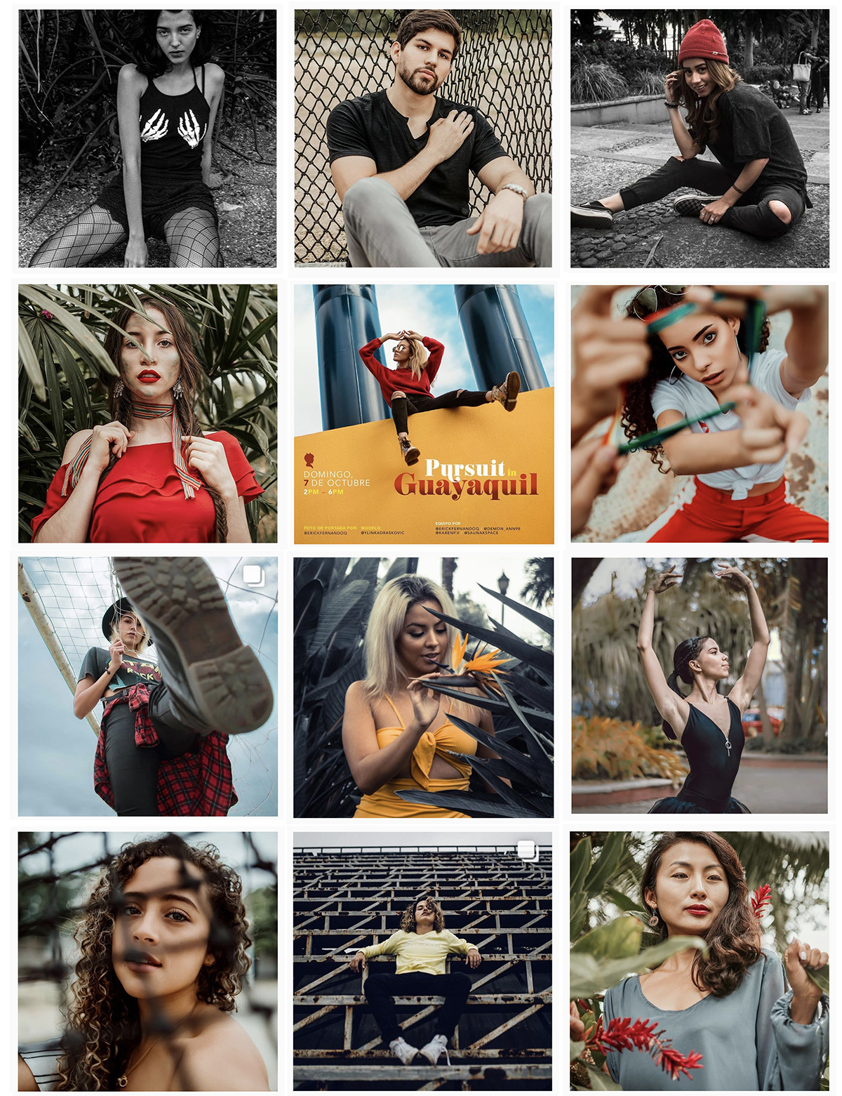 Photos above aggregated via    #PoPxGYE
