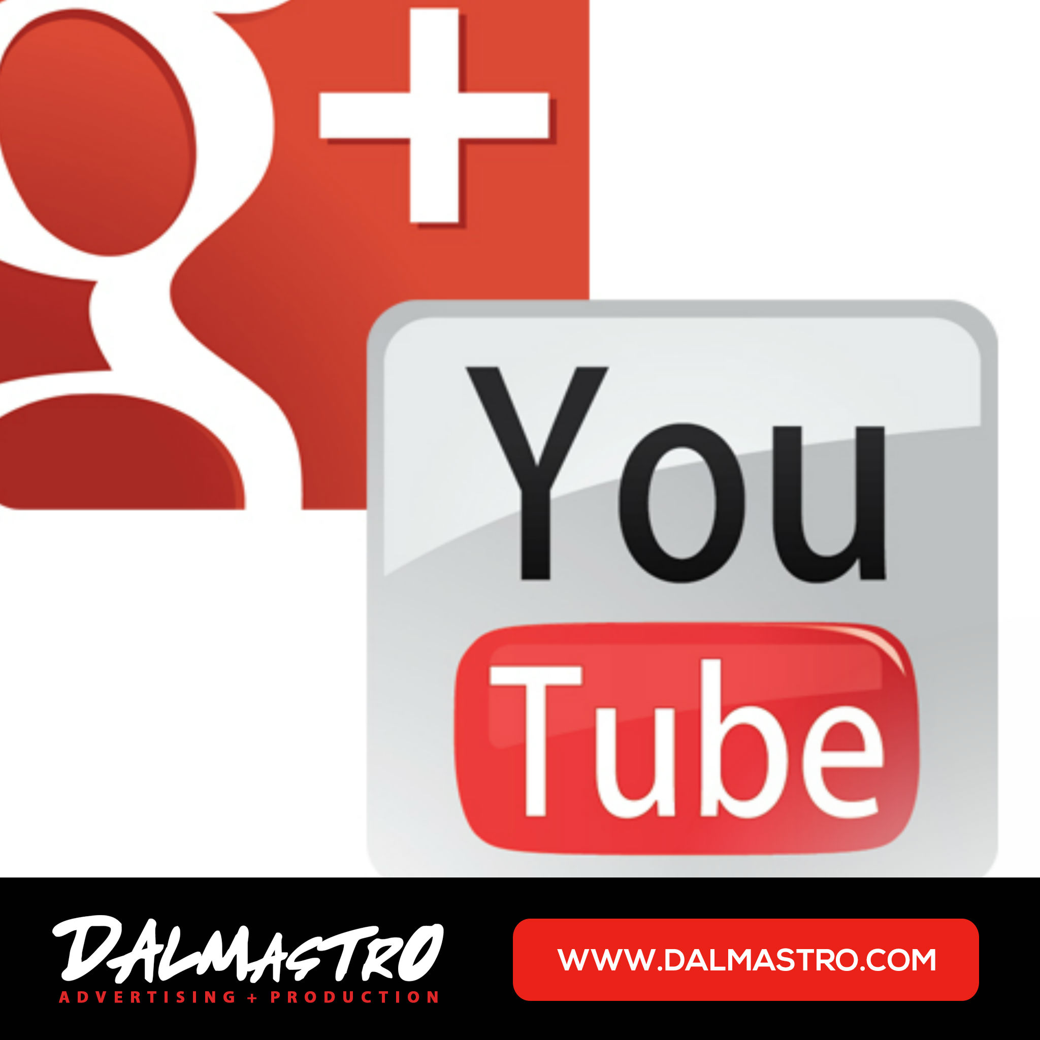 Google Plus & You Tube