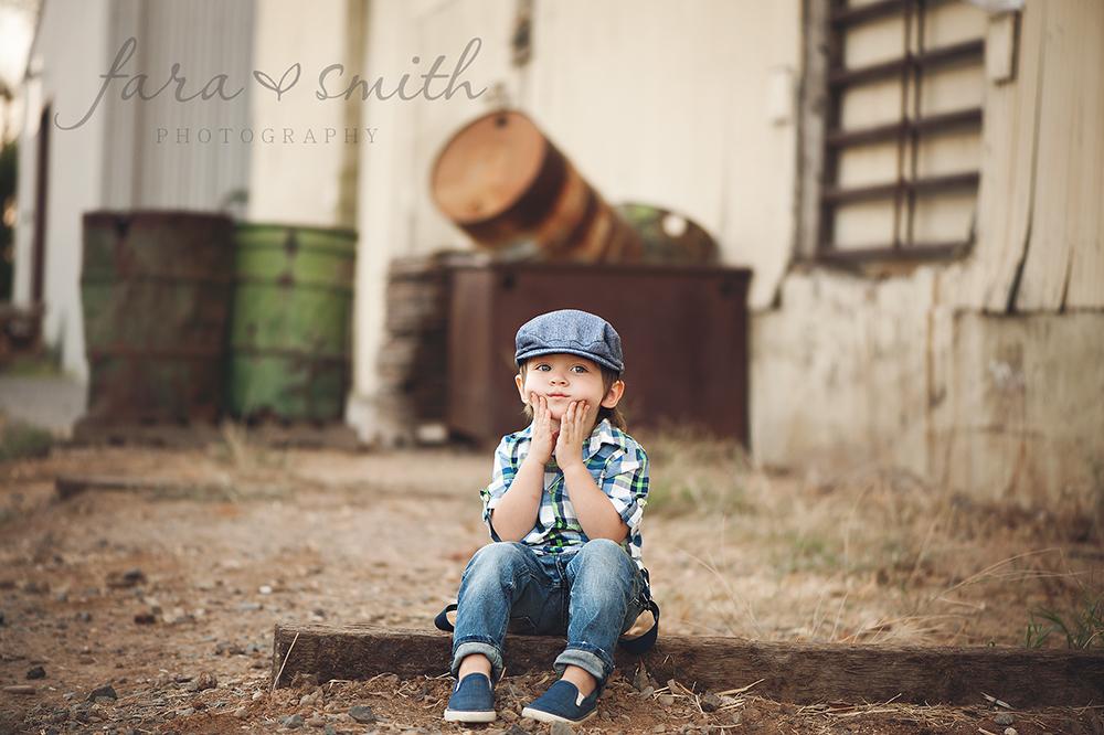 styled photo shoot