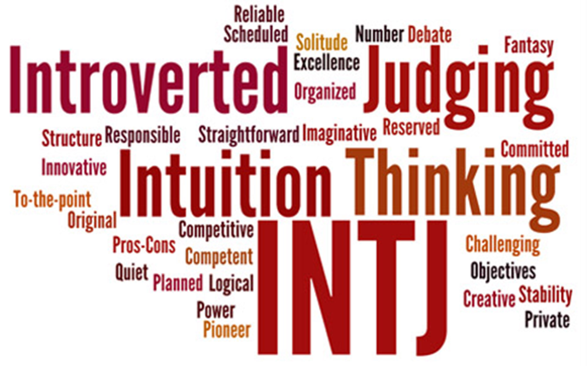 2. INTJ personality type