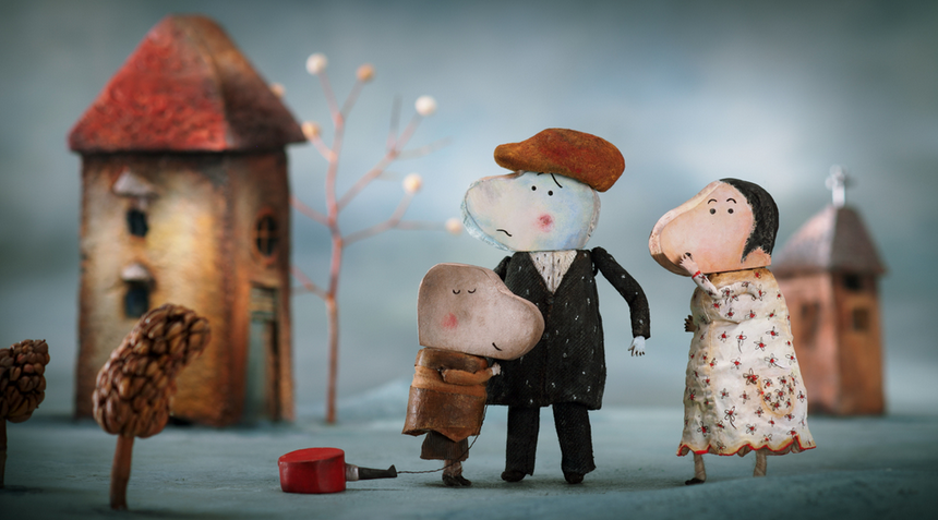 Anatole's Little Saucepan , 2014 Best of Fest Award. Eric Moutchaud, director (France, 2014)