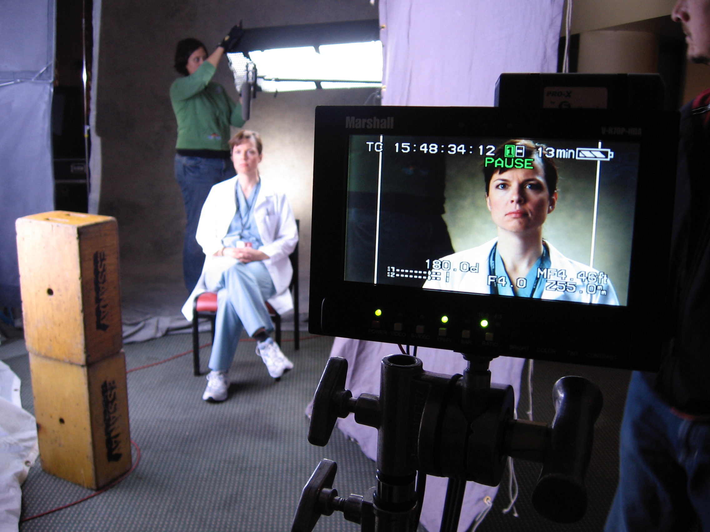 Healthcare Video Shoot