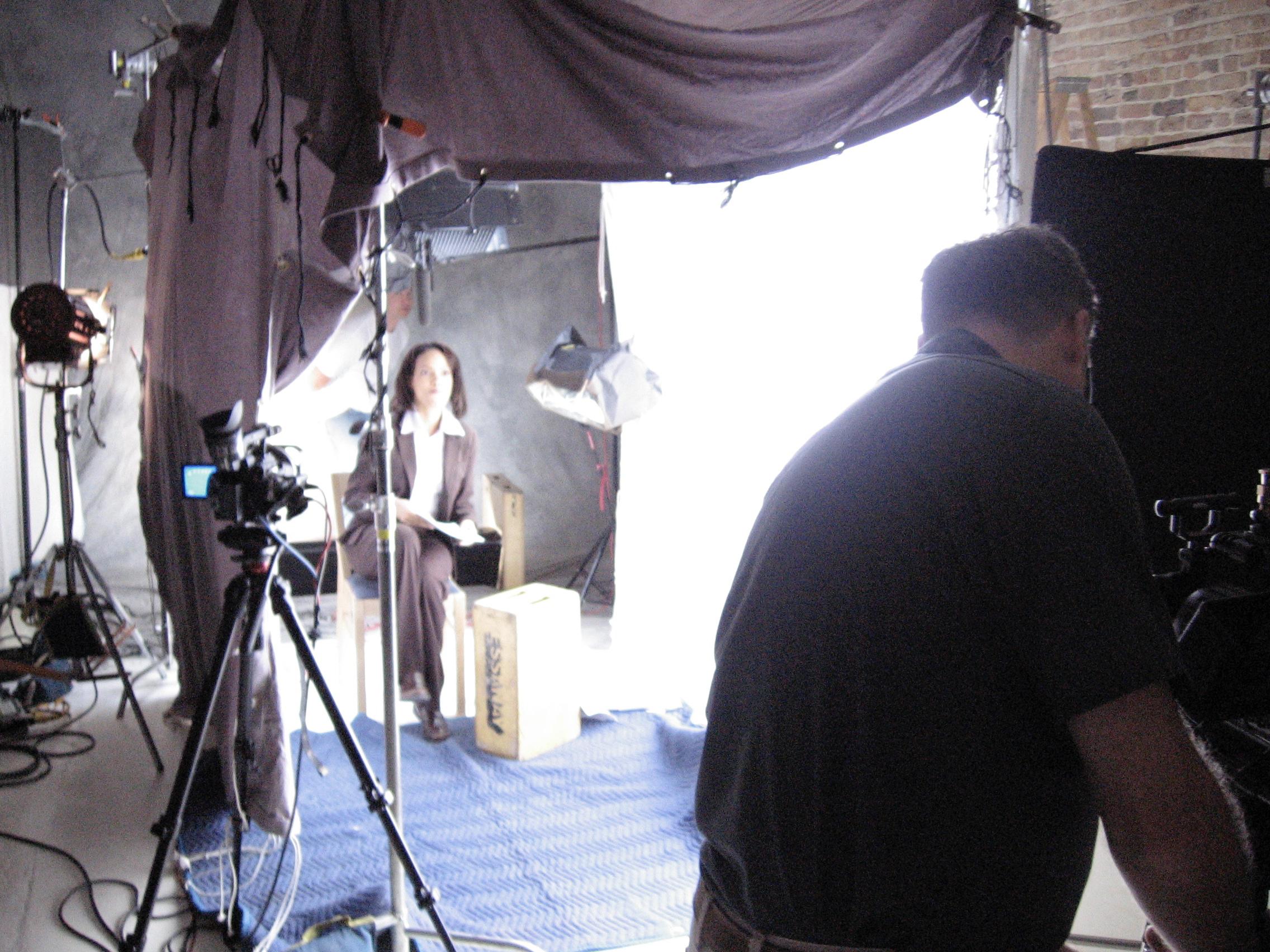 National Restaurant Association Studio Shoot