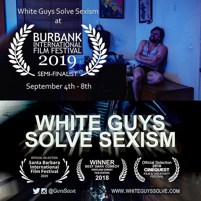 @guyssolve is headed to yet another festival! It will be playing at the @burbankfilmfest! . . . . . . . . #burbankinternationalfilmfestival
