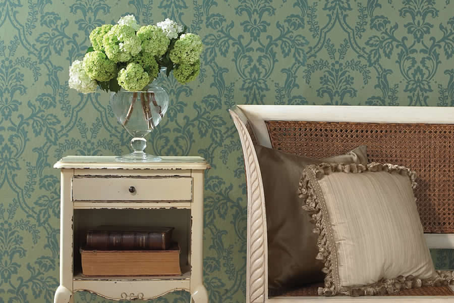 Brewster - Premiere - ANDREA GREEN ORNATE OGEE