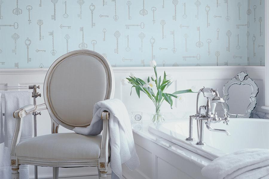 Brester - Bath Bath Bath IV - ADDISON BLUE VINTAGE KEYS