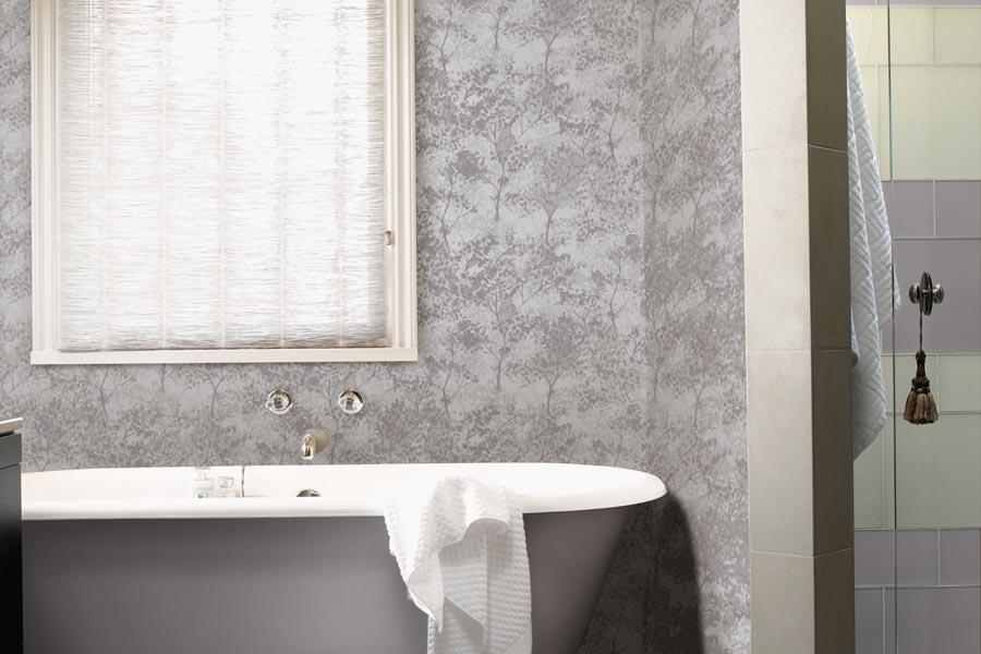 Brewster- Kitchen Bath Bed Resource IV- VERNON SILVER TREE