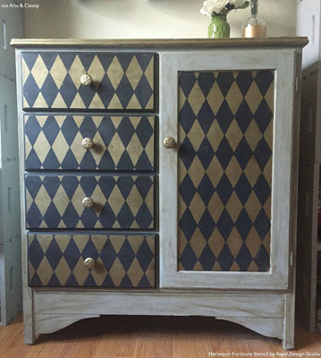 Small Harlequin Furniture