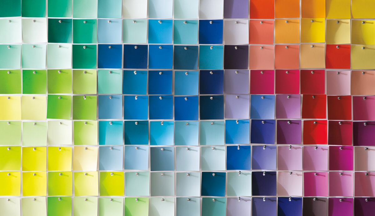 Find Your Colours - Benjamin Moore's