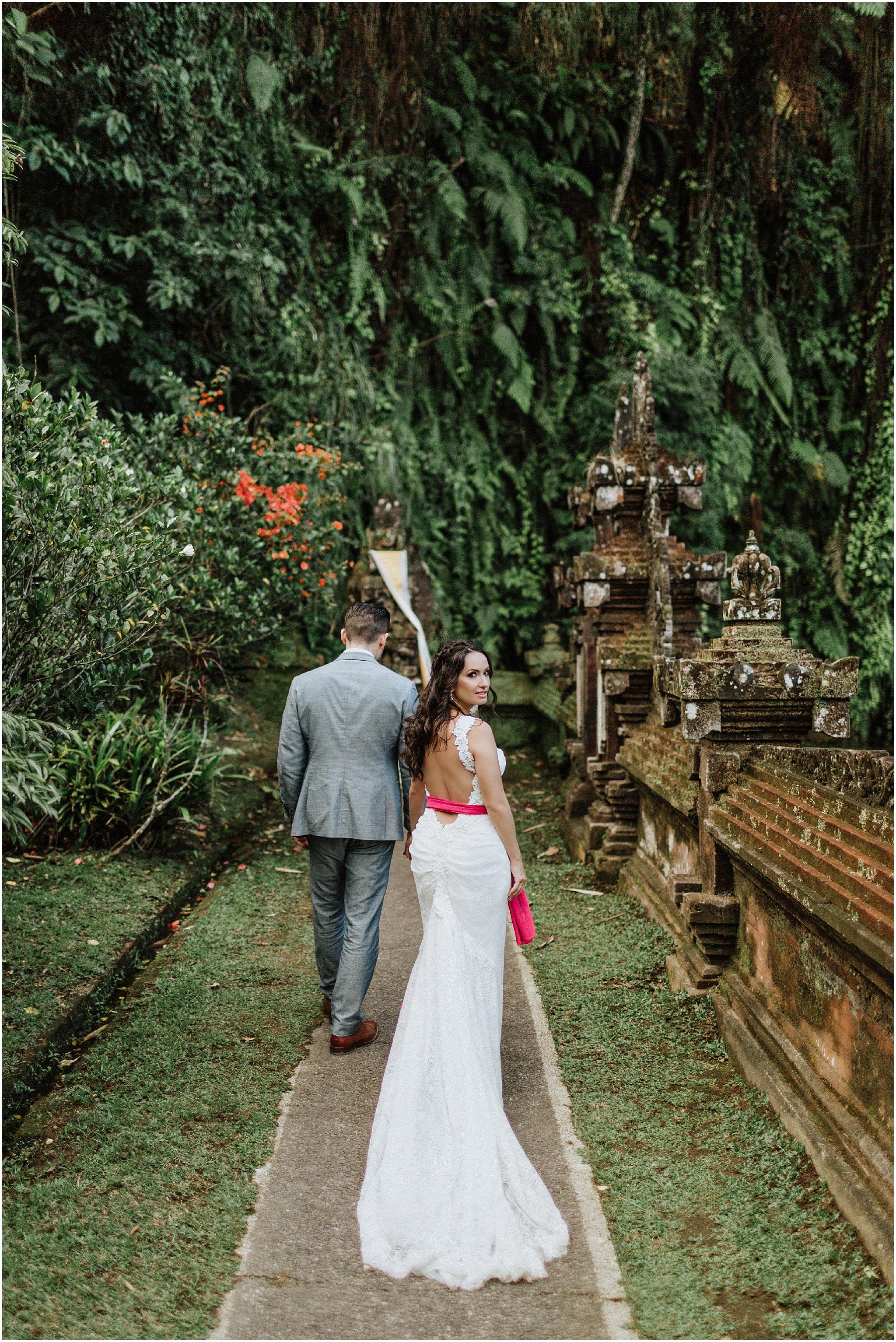 Lianne & Chris in Bali