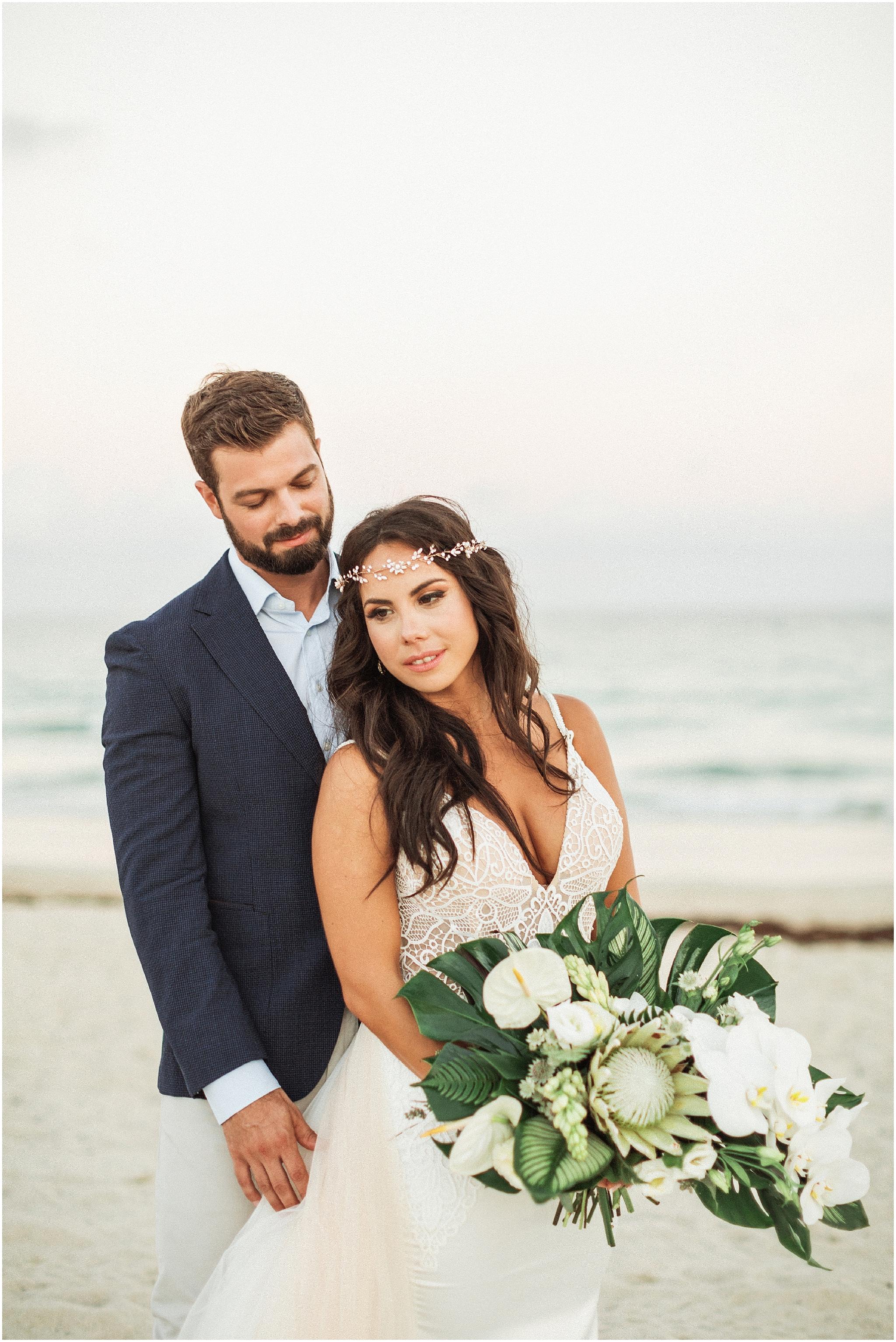 Aleshia & Chris in Miami Beach