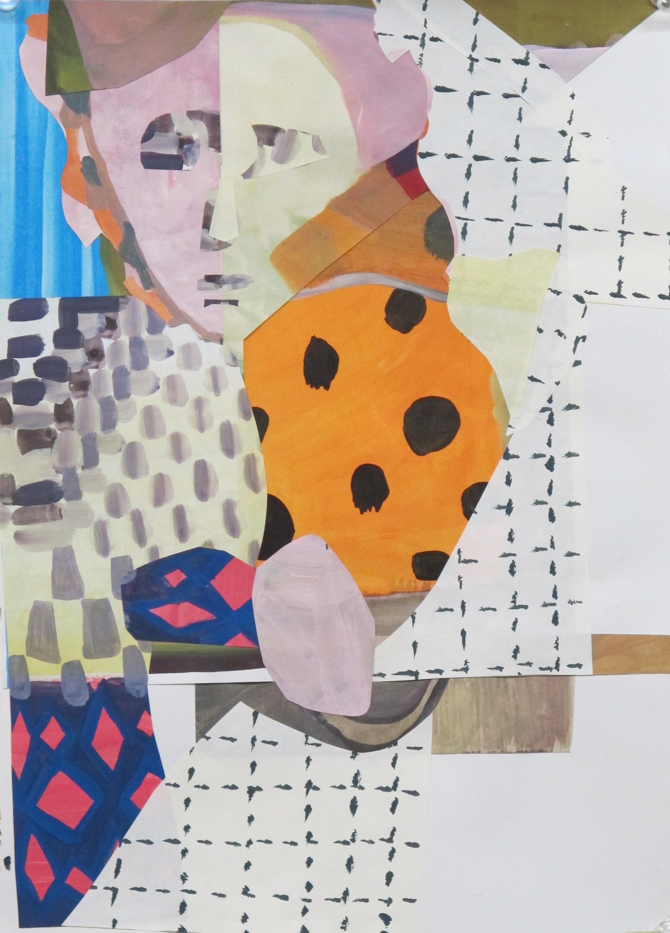 Leopard Print Shoulder