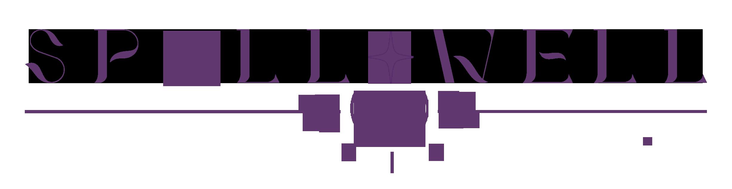 Spell Well Logo Design