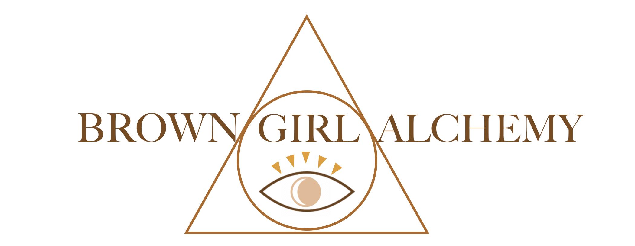 Brown Girl Alchemy Logo