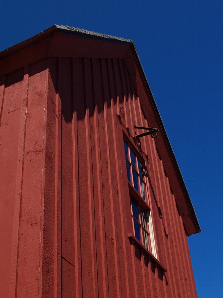 Rockport red