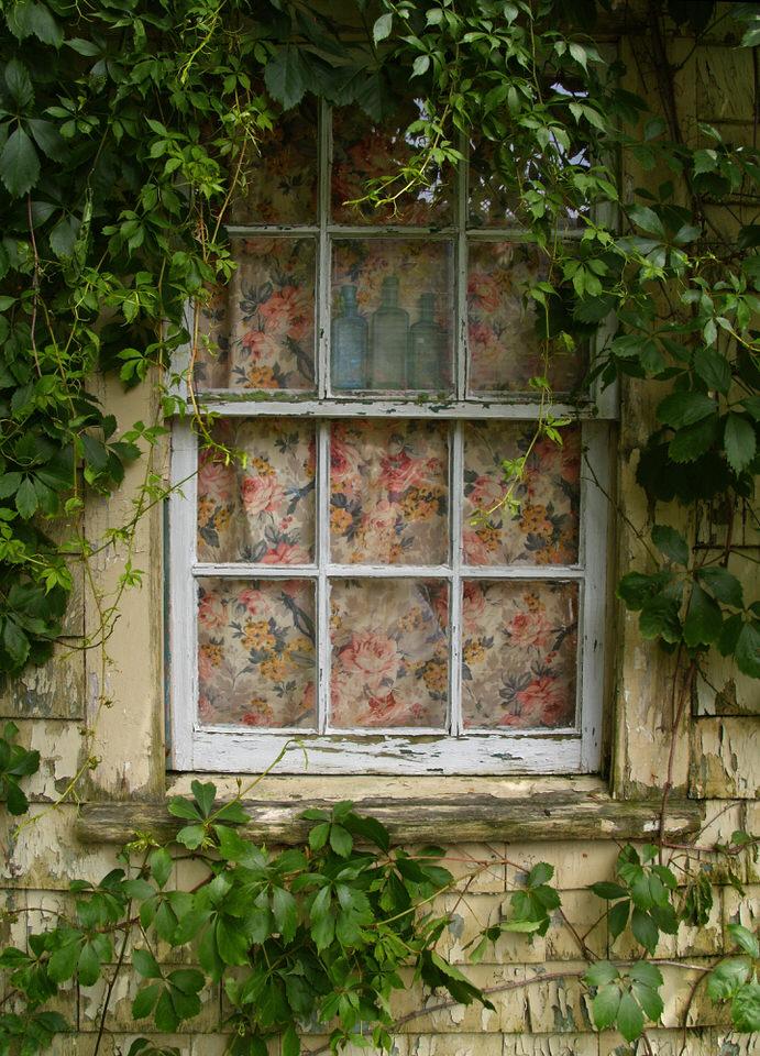 Window of yore