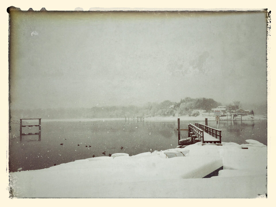 Kicky snow