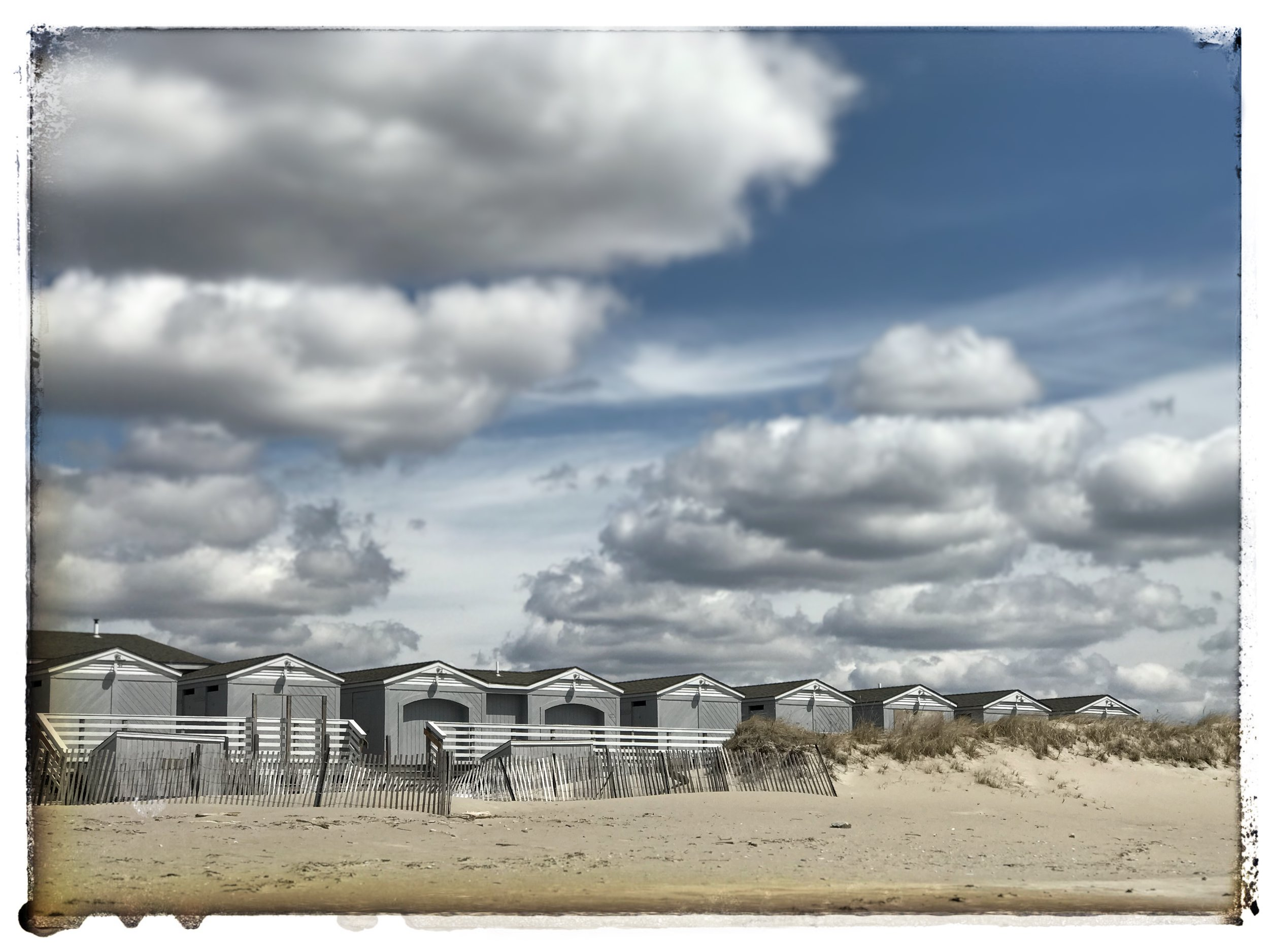 Westerly cabanas