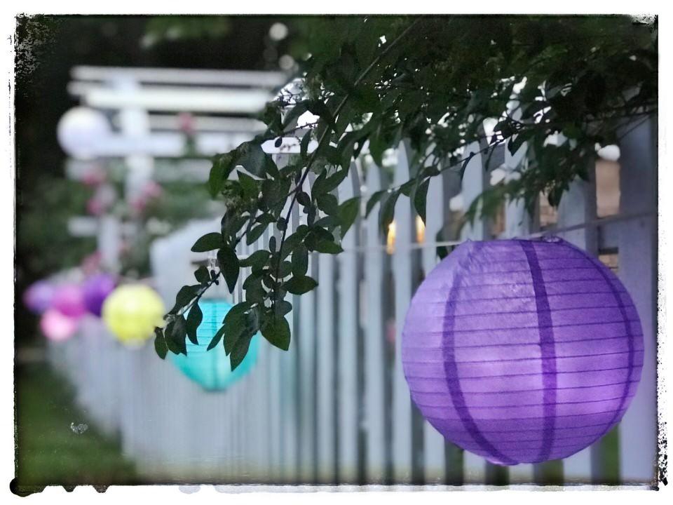 Touisset lanterns