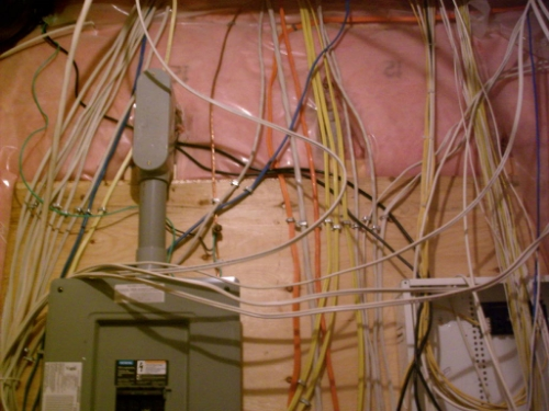 Spaghetti Factory - Tell Tale Signs Of A Homeowner Job